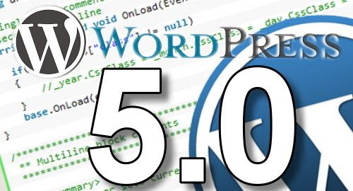 Wordpress Update 5
